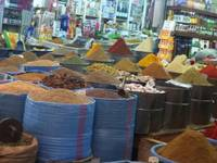 Moroccan Spices Shop
