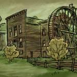 """""""Bale Mill"""" by russellart"""