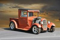 1929 Ford Model A Pick Up 'Prime Time'