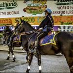 """""""Mounted NYPD HDR"""" by etravus"""