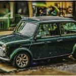 """miniature Mini Cooper SoHo NYC"" by etravus"