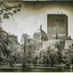 """Boston Public Gardens"" by etravus"