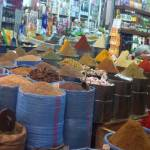 """Moroccan spices market"" by RightOn"