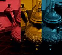 Moroccan and Tagine TeaPot