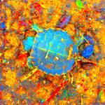 """ToddlerTurtle"" by Saturato"
