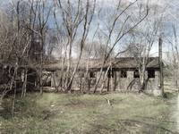 A #creepy #abandoned #farm building in Harford Cou