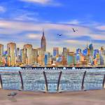 """NYC Skyline"" by Ninas4otos"