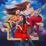 """""""TRIO MUSICAL"""" by delabarra"""