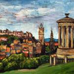 """From Calton Hill"" by zurika"