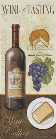 Wine And Cheese I