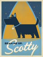 K9 Beam Me Up Scotty