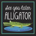 """Alligator"" by artlicensing"