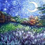 """Orion in my Sky"" by artlicensing"