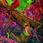"""""""Red Rhapsody"""" by artlicensing"""
