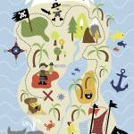 """Treasure Map"" by artlicensing"