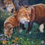 """Fox Den"" by artlicensing"