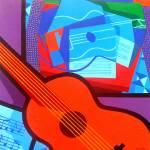 """""""Homage To Juan Gris"""" by artlicensing"""