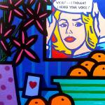"""Homage To Lichtenstein"" by artlicensing"