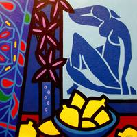 Homage To Matisse I