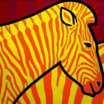 """Cadmium Zebra"" by artlicensing"