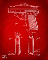 1921SearlePistolPatent_Red4x5_FAA_IK