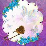 """Buttrfly Dreams Jeweled Mixed Media"" by ReneeLozenGraphics"