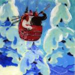 """Ski Lift 11"" by hollymanneck"