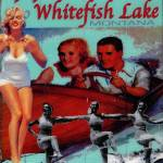 """""""Welcome To Whitefish"""" by hollymanneck"""