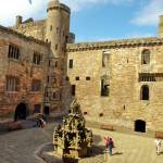 """Courtyard of Linlithgow Castle"" by Wintercreeks"