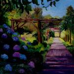 """Lighted Garden"" by ACastelli"