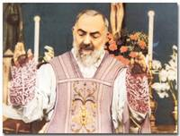 Celebration Padre Pio