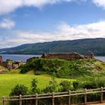 """""""Urquhart Castle on Loch Ness"""" by Wintercreeks"""