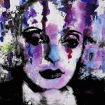 """Bette Davis Eyes Modern"" by GinetteCallaway"