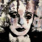 """Bette Davis Eyes Faded"" by GinetteCallaway"