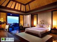 Evening-View-Of-BedRoom-Design