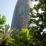 """""""Barcelona-cityscape I"""" by artbyshesh"""