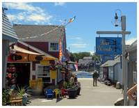 Bearskin Neck Art Galleries
