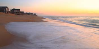 Dawn Seascape at Buxton Beach, North Carolina