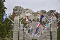 Flags of Rushmore