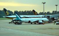 'Our' Silkair A320, 9V-SLF
