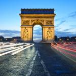 """Arch de Triomphe, Paris"" by emporoslight"