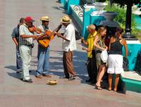 Serenade for the Tourists