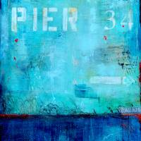 PIER 34 Art Prints & Posters by ERIN ASHLEY