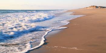 Surf on the Beach, Outer Banks, North Carolina