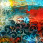"""""""Winds of Change - Abstract Art"""" by Groecar"""