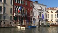 Canal Homes in Venice