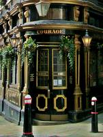 Courage, London Pubs - Kim McDonald Studios