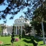 """Romanian Athenaeum Bucharest"" by Kryss"