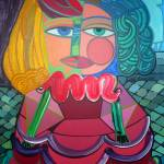 """Menina Tropical"" by JoseMiguelPerezHernandez"