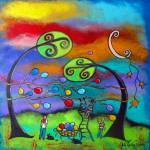 """Sharing Small Victories"" by juliryan"